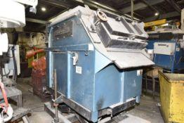 Stotek Model SMGT 1,0/3,0 1000 KG (2,200 lbs) per Hour Melt Capacity in Aluminum Stack (Tower/Shaft)