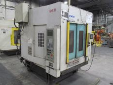 Brother Model TC-32A CNC Drilling and Tapping Center, S/N: 112090 (2004); with Brother CNC Controls,