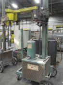 Wedron Flux Model 3541 Molten Metal Processing De-Gasser, S/N: 10815 (2015); (Ref. #: C-8612)