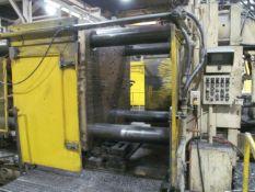 B&T 1,600 Ton Cap. Model DC-1600 Ex-Cell-O Horizontal Cold Chamber Aluminum High Pressure Die