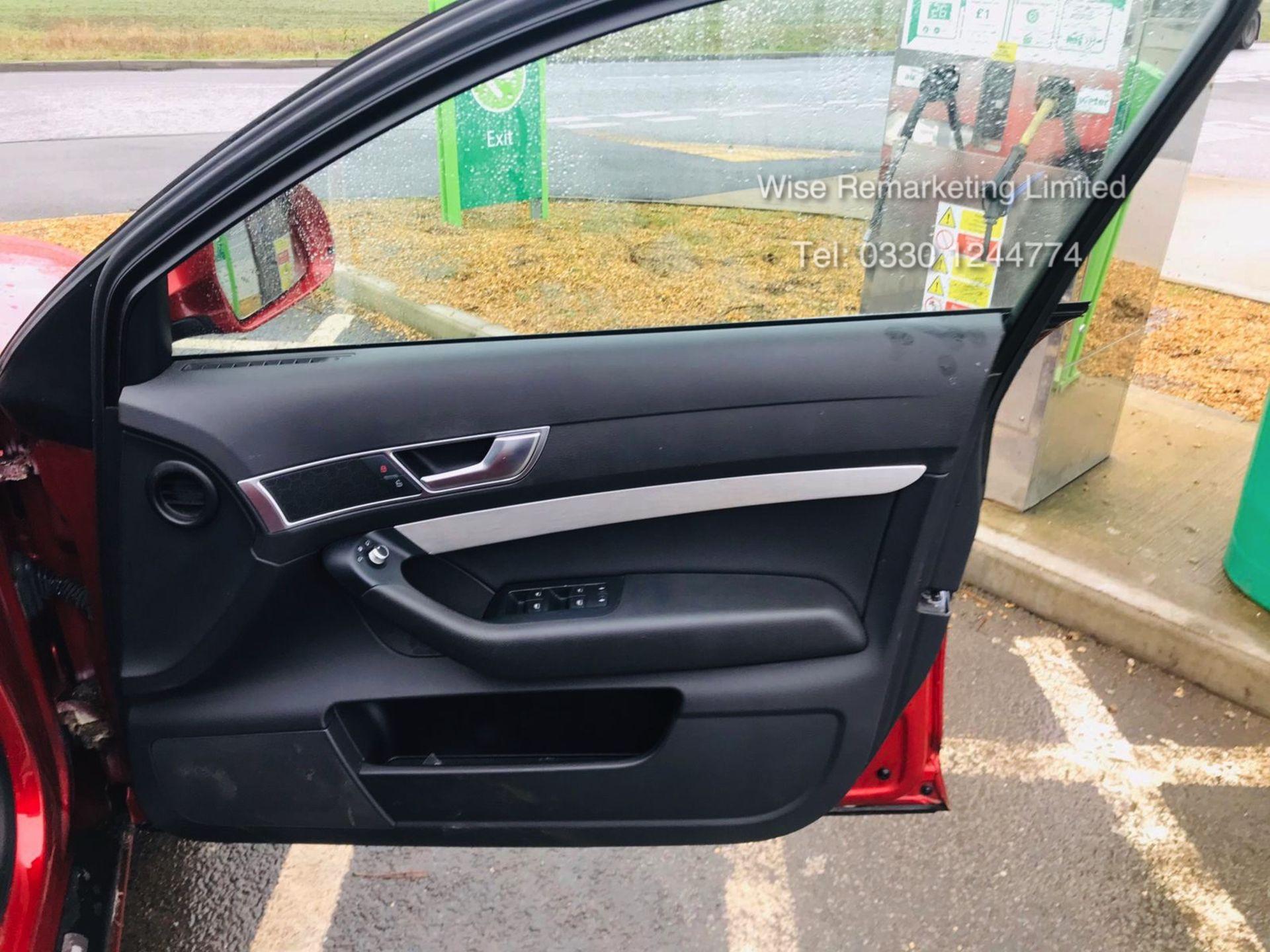 Lot 45 - Audi A6 2.0 TDI S Line - 2011 Model - Full leather - Sat Nav
