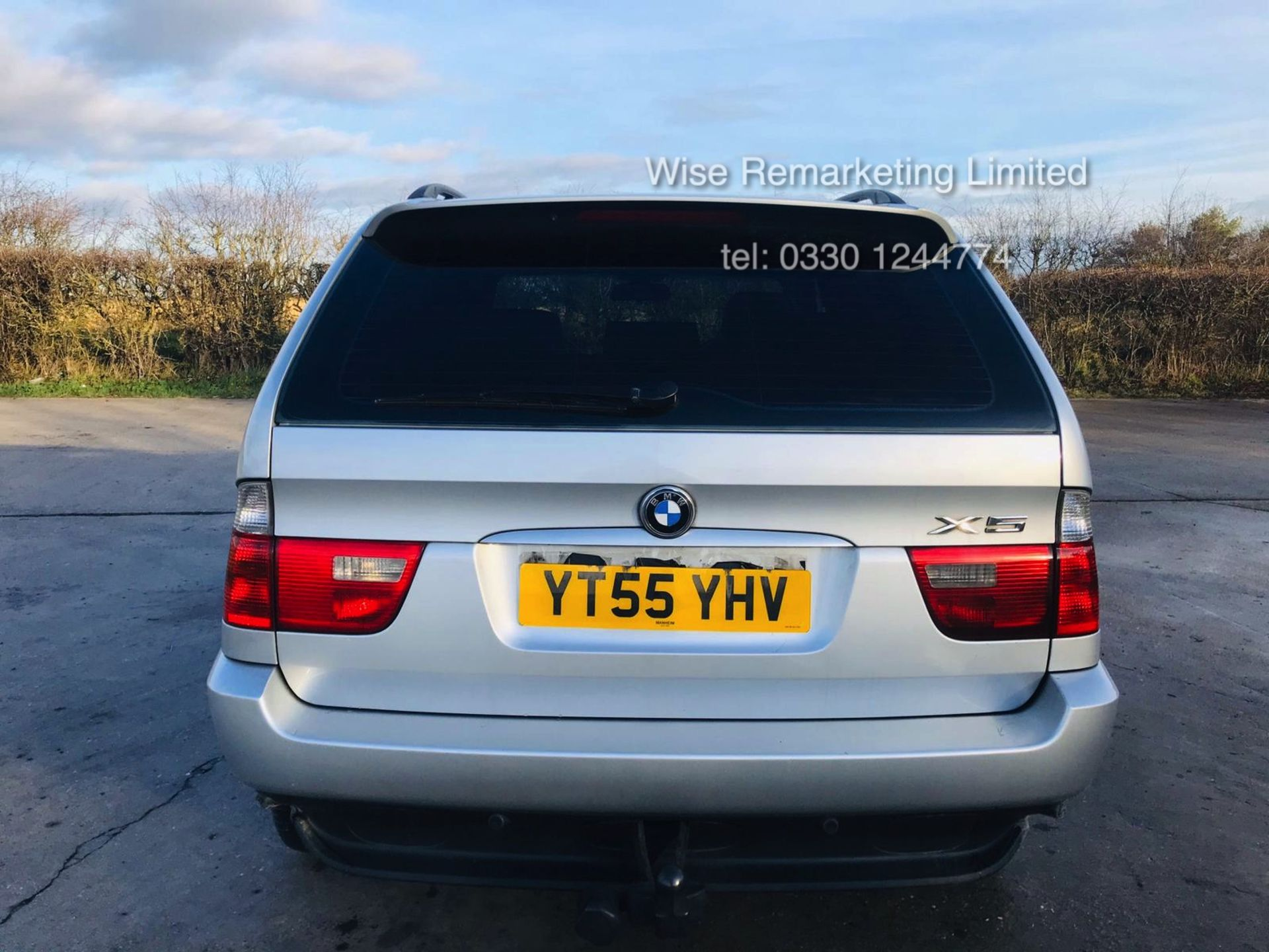 Lot 43 - BMW X5 Sport 3.0d Auto - 2006 Model - Full Leather - Heated Seats - Fully Loaded