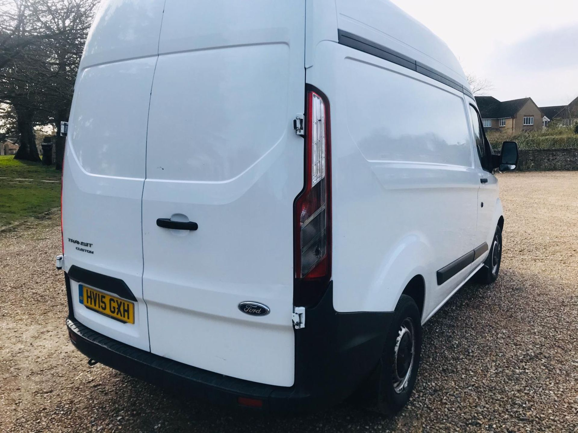 Lot 39 - Ford Transit Custom 2.2 TDCI **HIGH ROOF** 2015 15 Reg - SAVE 20% NO VAT