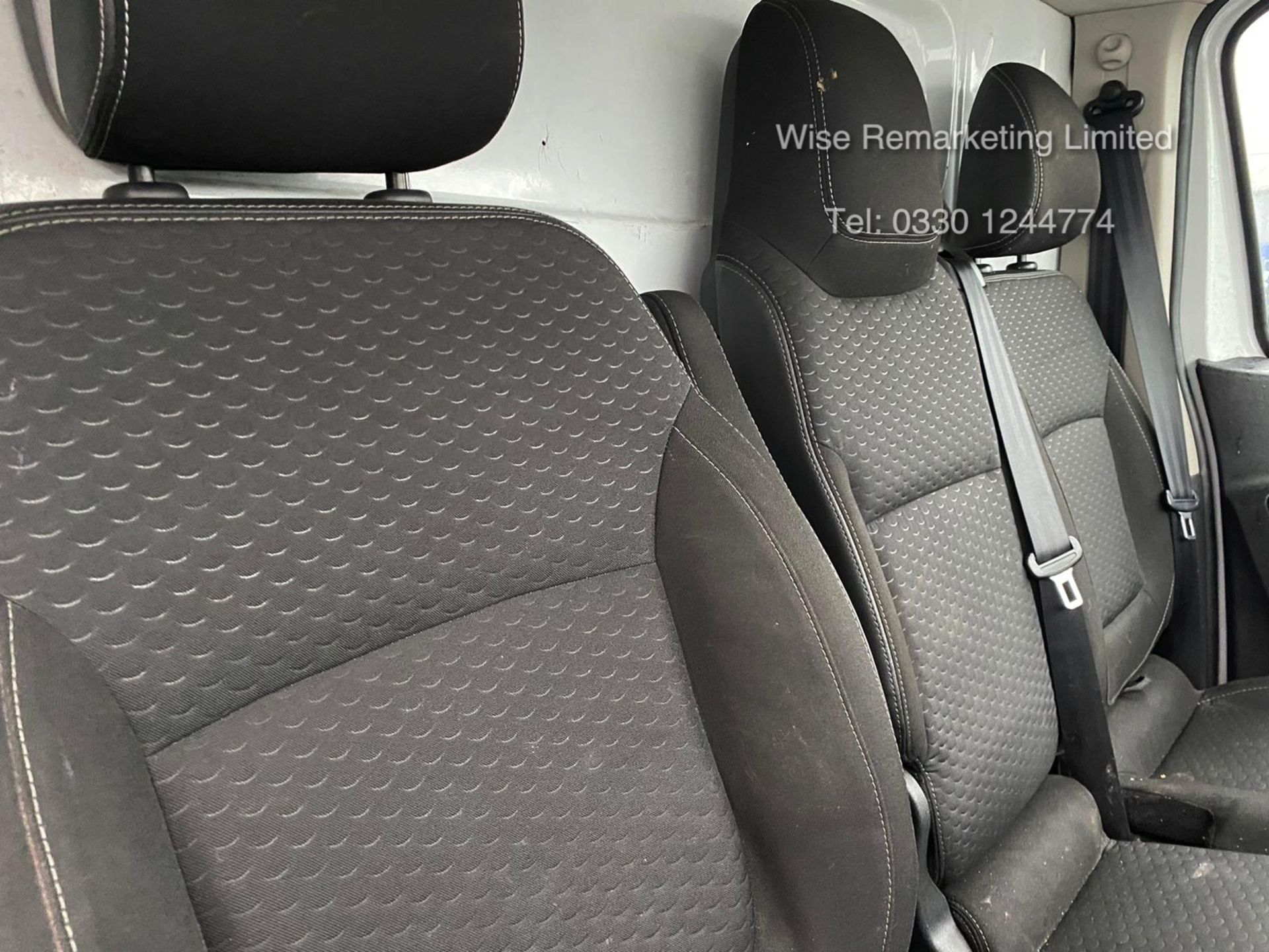 Lot 13a - Vauxhall Vivaro 2700 Sportive 1.6 CDTI - 2017 Reg - Parking Sensors - Air Con -