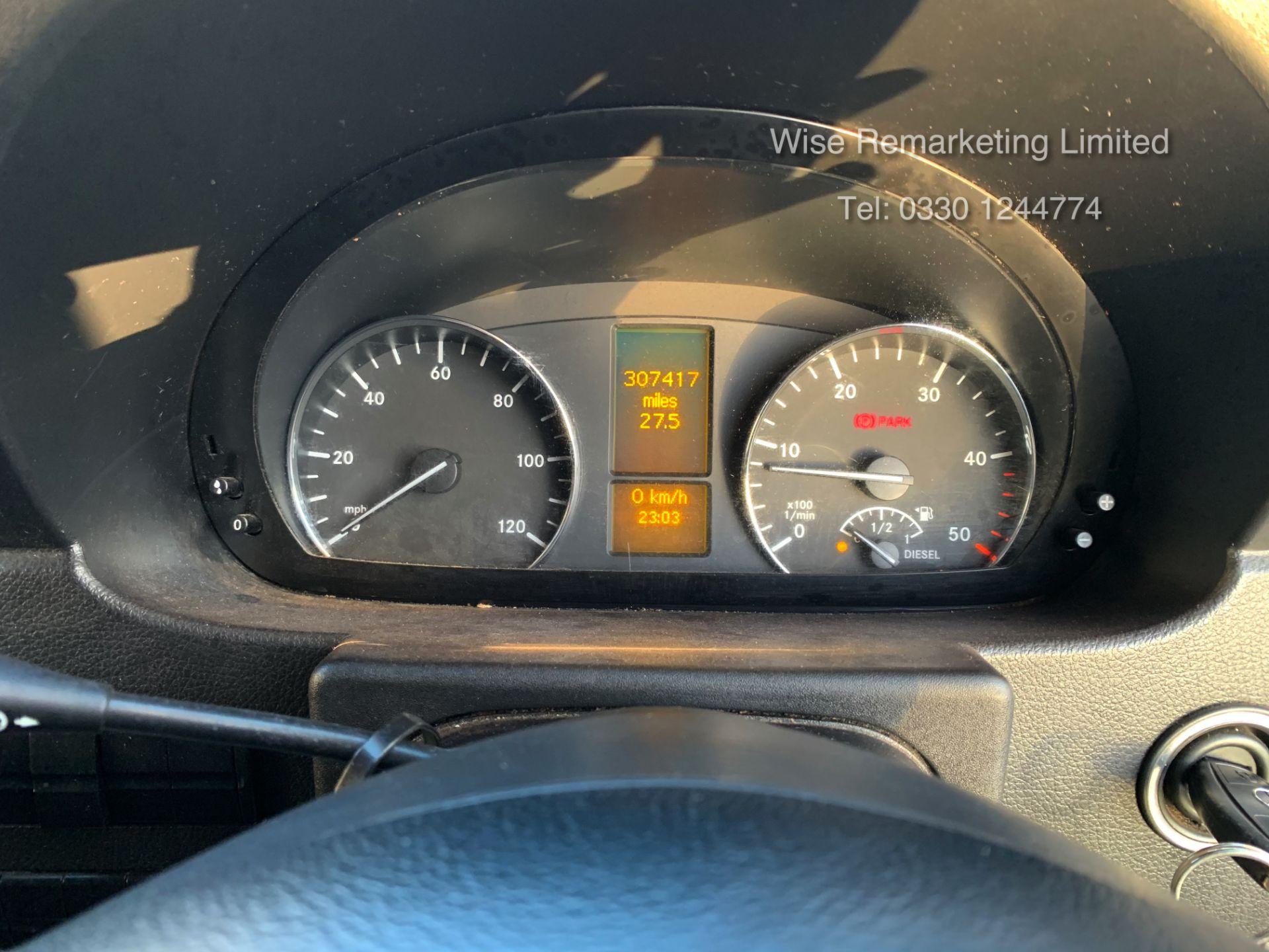 Lot 15 - Mercedes Sprinter 316 2.1 CDI Long Wheel Base High Roof Van - 2013 13 Reg - 1 Owner From New