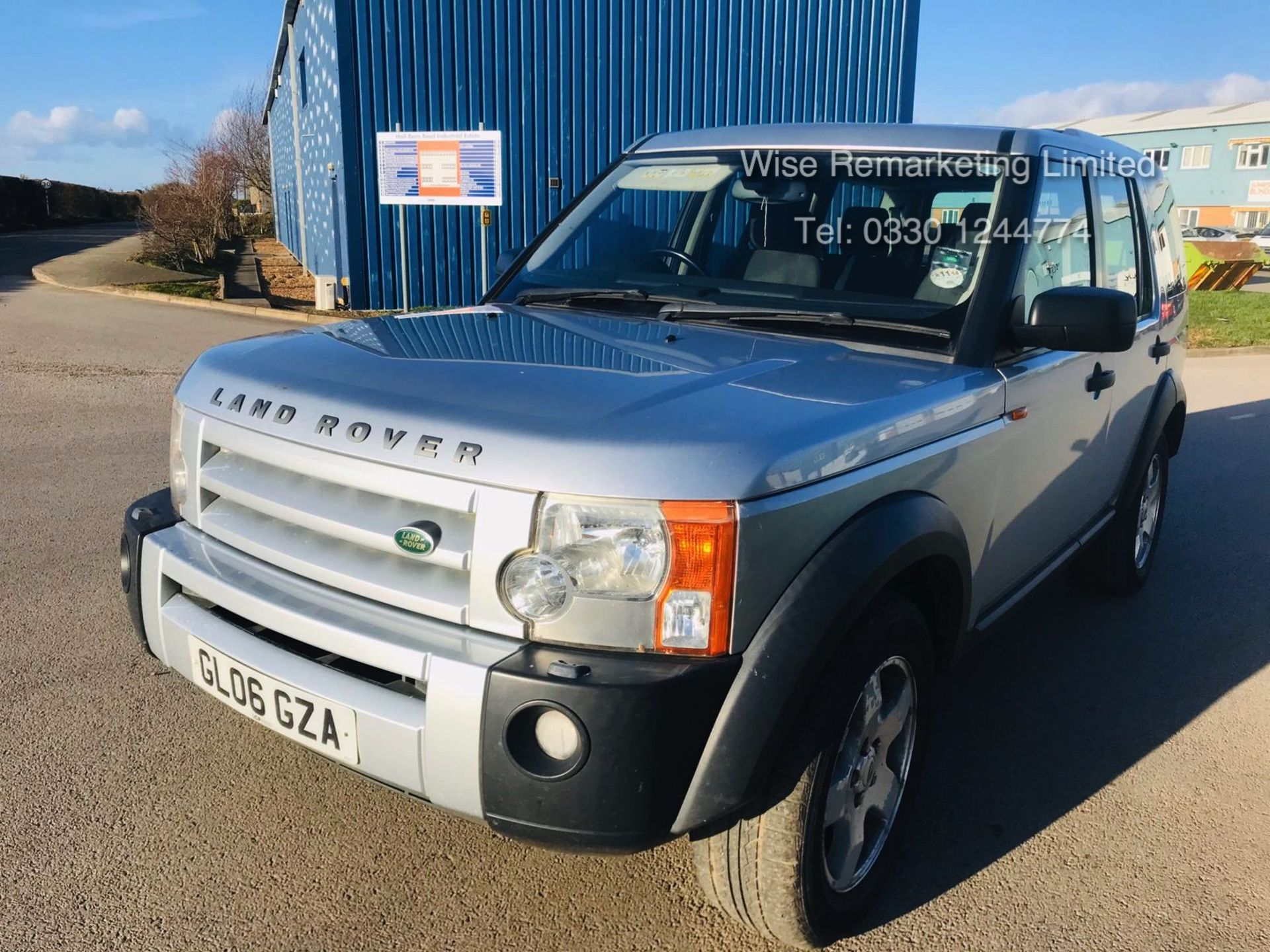 Lot 20 - Land Rover Discovery 3 2.7 TDV6 S - 2006 06 Reg - 7 Seater - Service History -