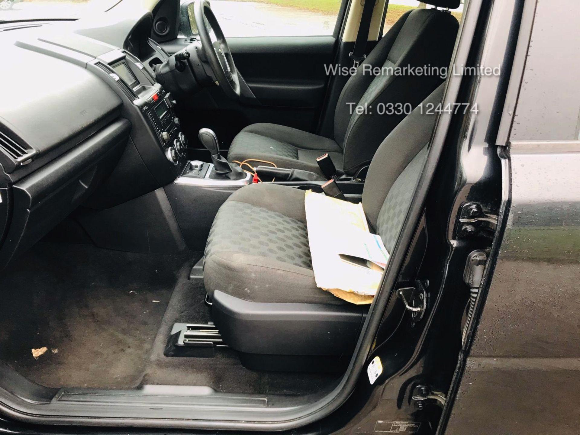 Lot 32 - Land Rover Freelander GS 2.2 TD4 Auto - 2009 09 Reg - Service History - Sat Nav