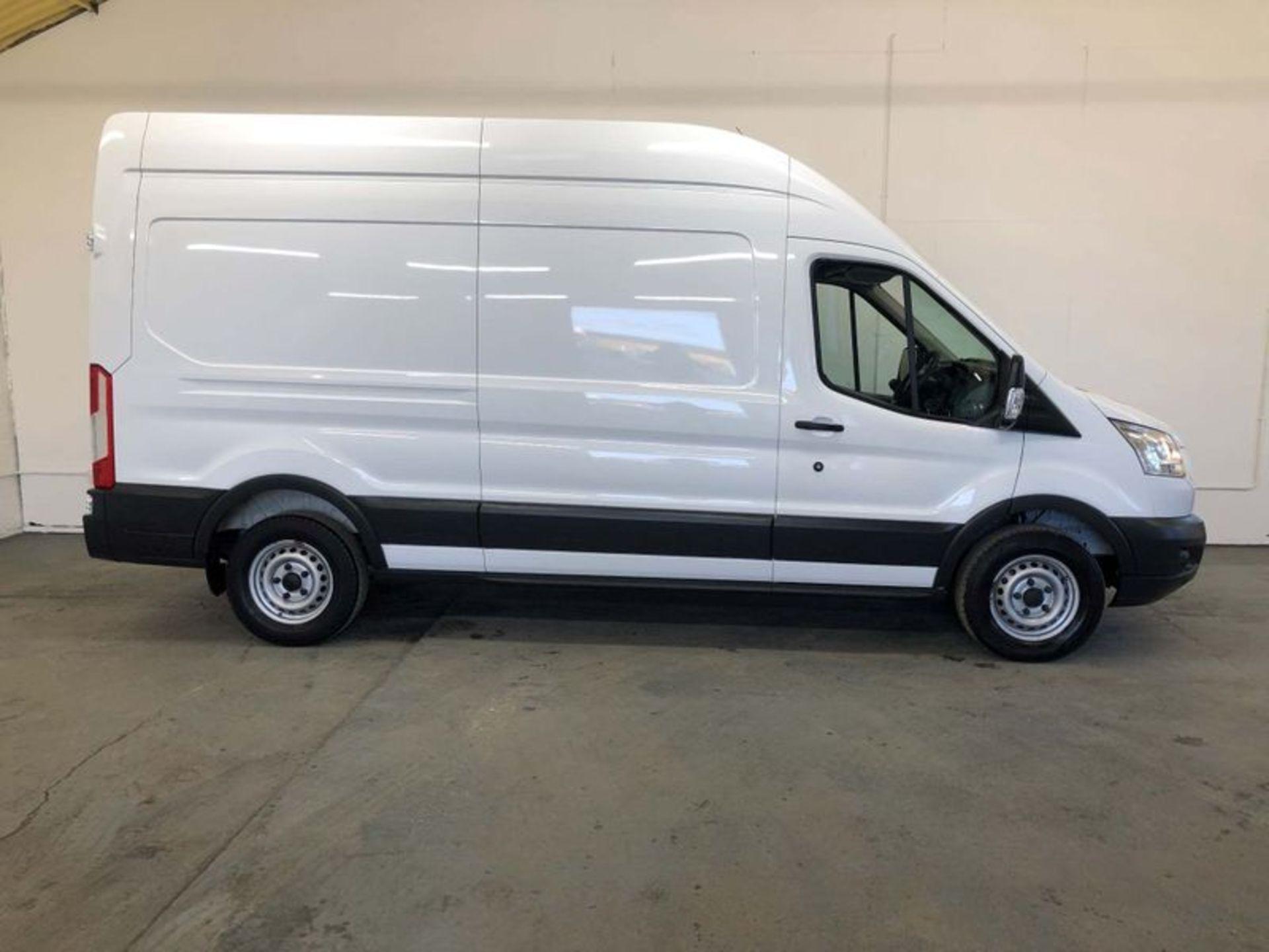 Lot 15a - Ford Transit T350 2.2 TDCI Long Wheel Base High Roof Van - 6 Speed - 2015 Model -