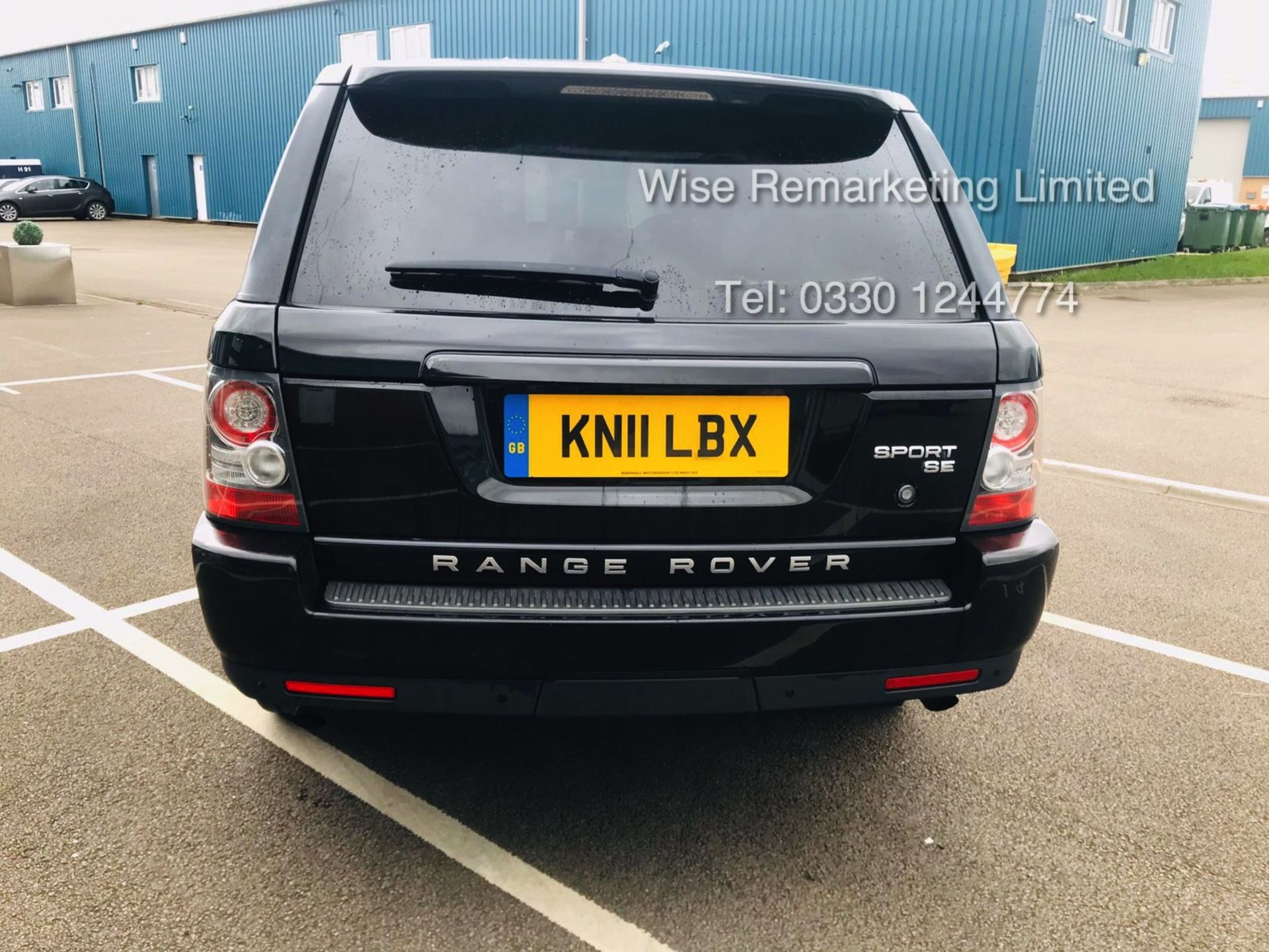 Range Rover Sport SE 3.0 TDV6 Automatic - 2011 11 Reg - 1 Keeper From New - Service History - Image 5 of 21