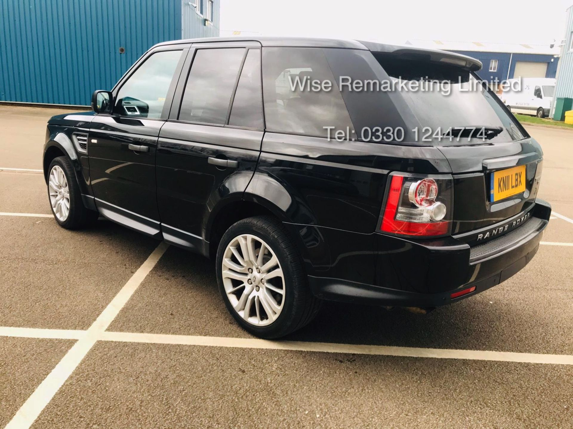 Range Rover Sport SE 3.0 TDV6 Automatic - 2011 11 Reg - 1 Keeper From New - Service History - Image 4 of 21