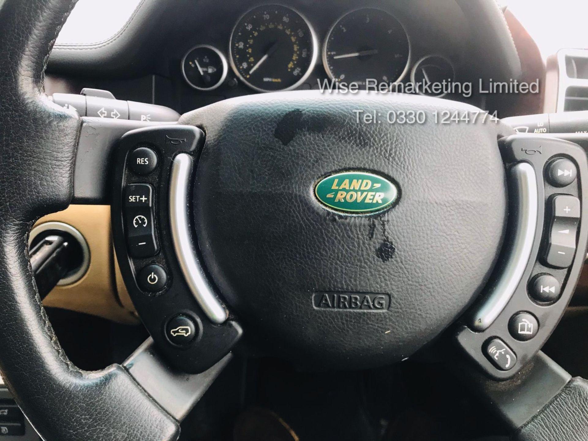 Range Rover Vogue 3.6 TDV8 HSE Auto - 2010 Model - Cream Leather - Service History - - Image 28 of 28