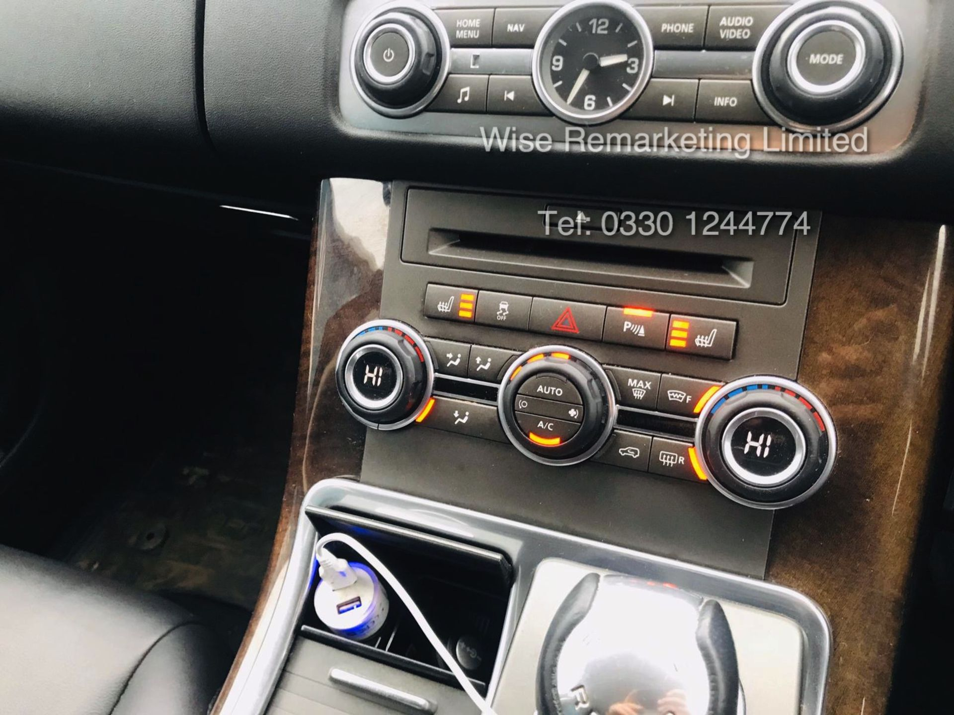 Range Rover Sport SE 3.0 TDV6 Automatic - 2011 11 Reg - 1 Keeper From New - Service History - Image 7 of 21