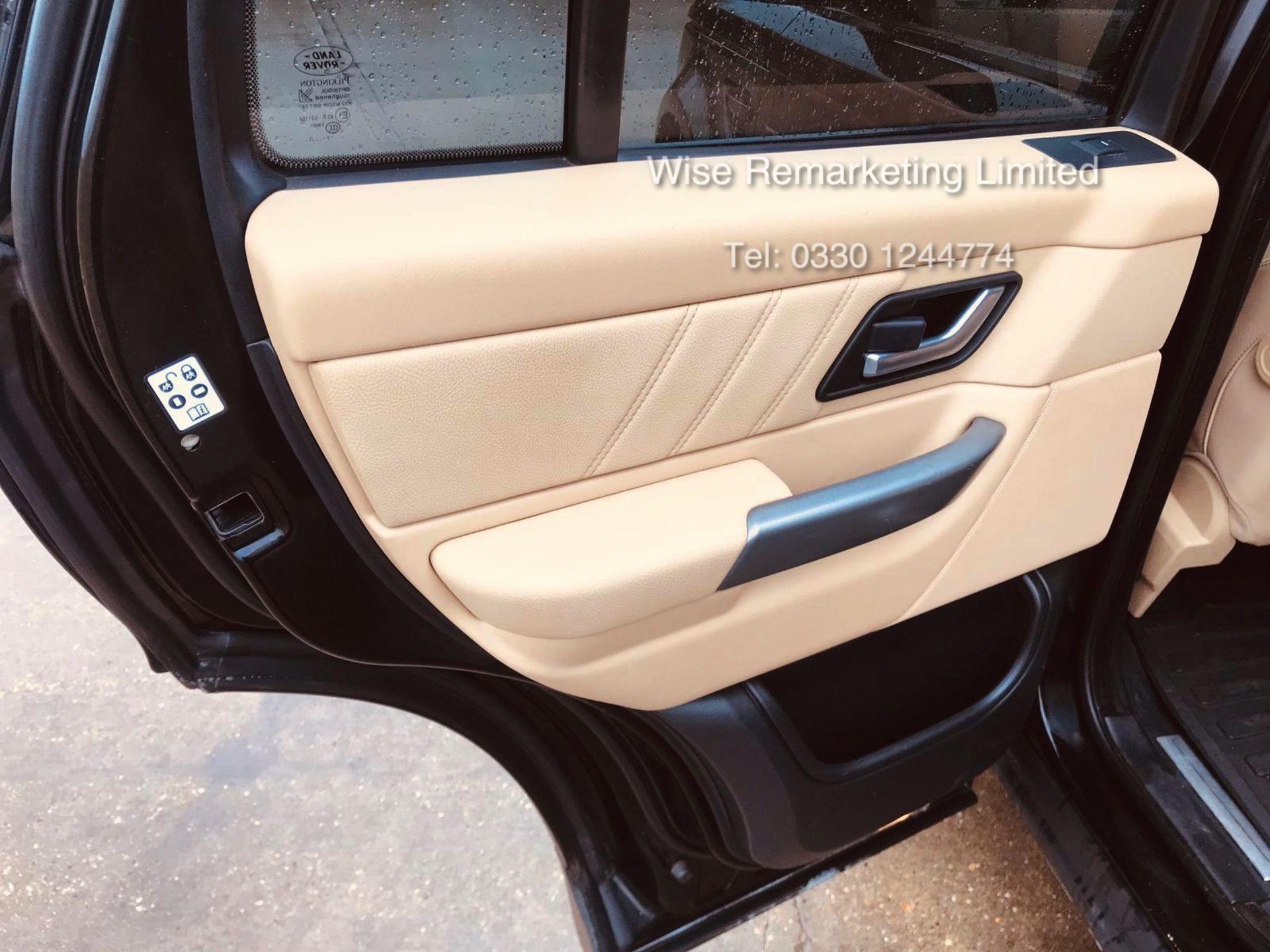 Range Rover Sport 2.7 TDV6 HSE Auto - 2008 Model - Cream Leather - Sat Nav - Heated Seats - Image 14 of 19