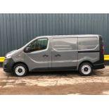 (RESERVE MET) Vauxhall Vivaro 2700 1.6 CDTI EcoFlex - 6 Speed - 2015 15 Reg - Service History -