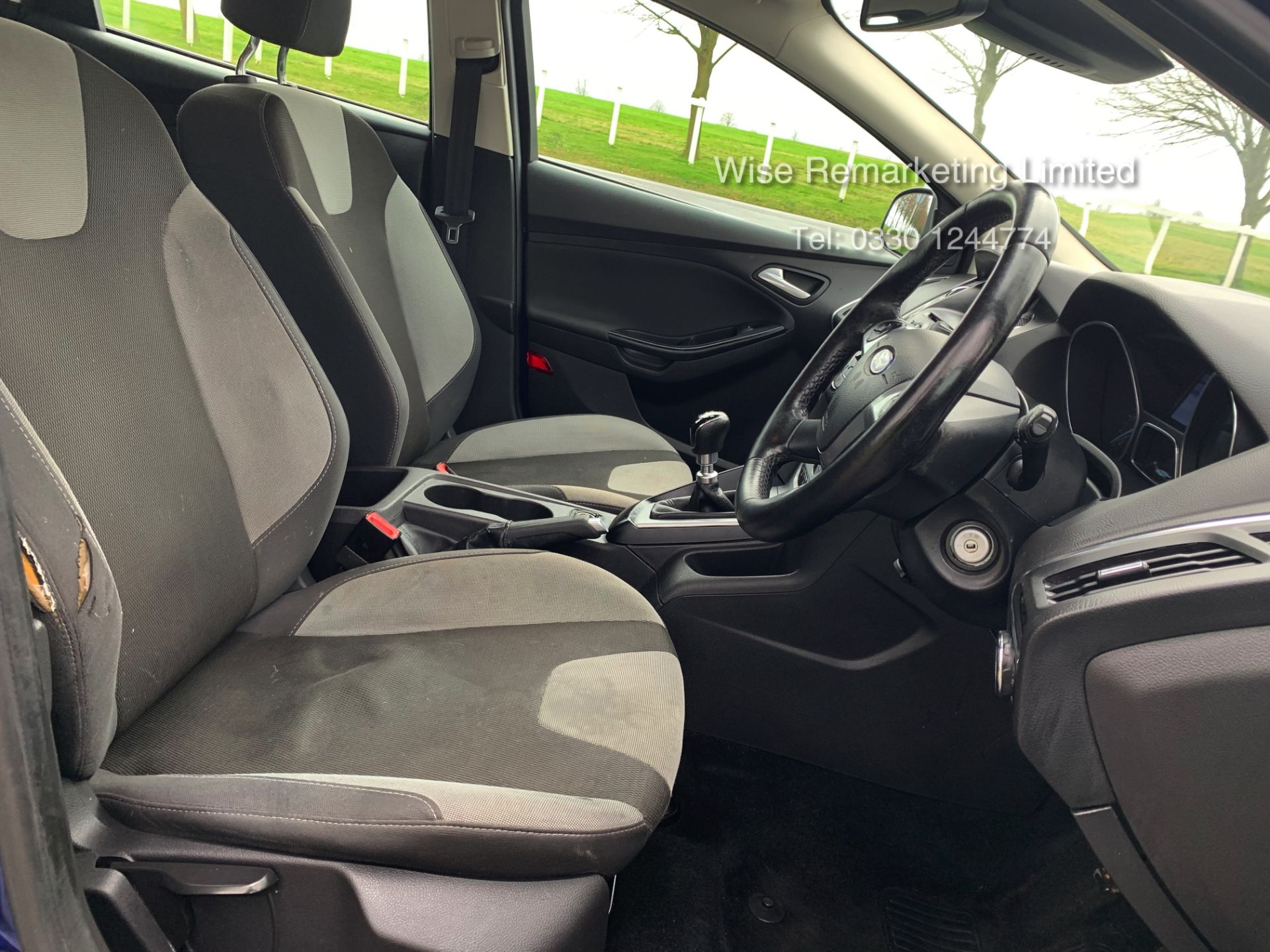 Ford Focus Zetec 1.6 TDCI Econetic - 2015 Model - 6 Speed - - Image 13 of 20