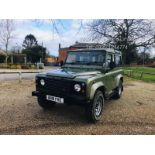 Land Rover Defender 90 County 2.5 TD5 - 2000 Year W Reg - 7 Seater - RARE - SAVE 20% NO VAT