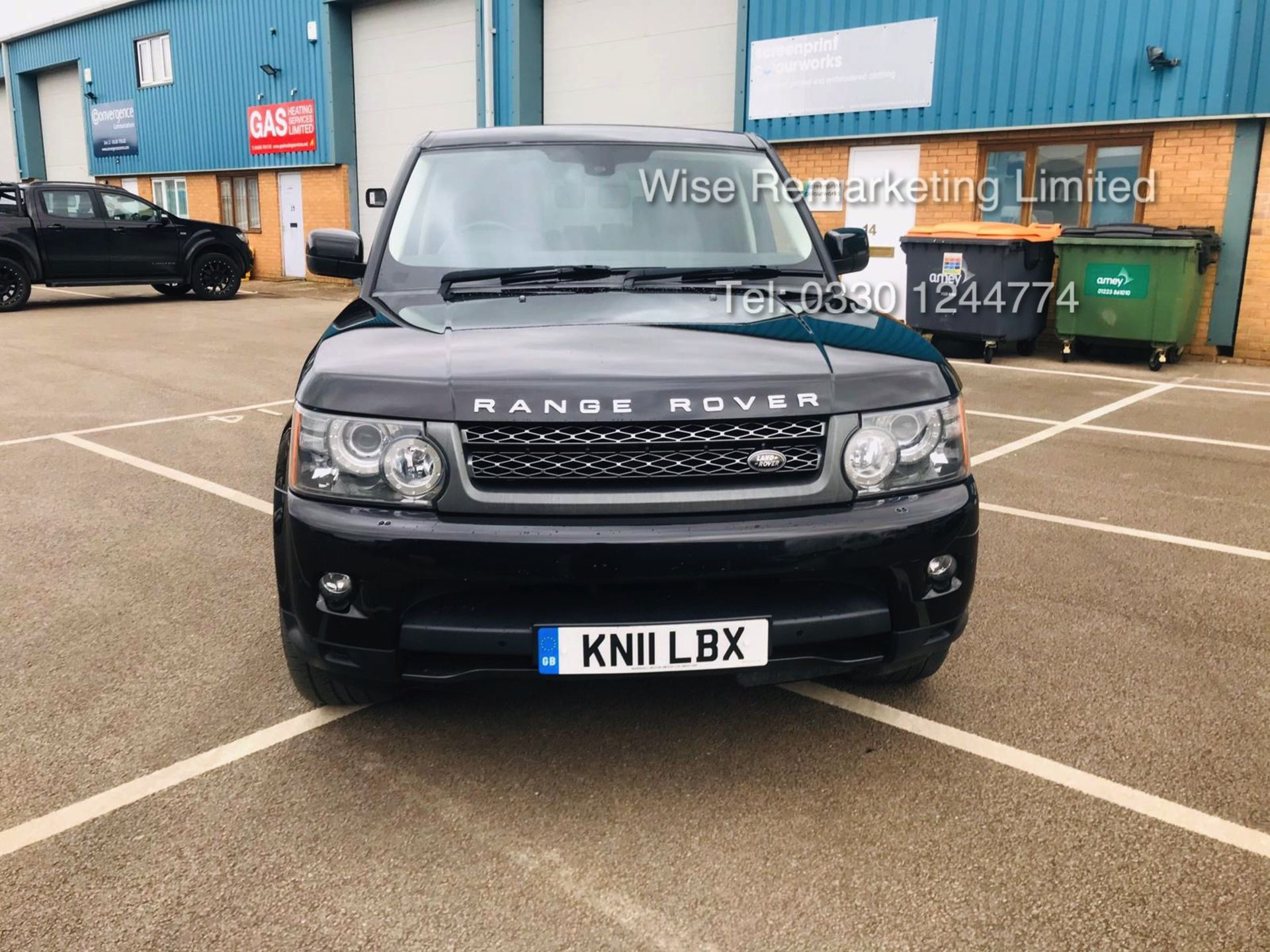 Range Rover Sport SE 3.0 TDV6 Automatic - 2011 11 Reg - 1 Keeper From New - Service History - Image 2 of 21
