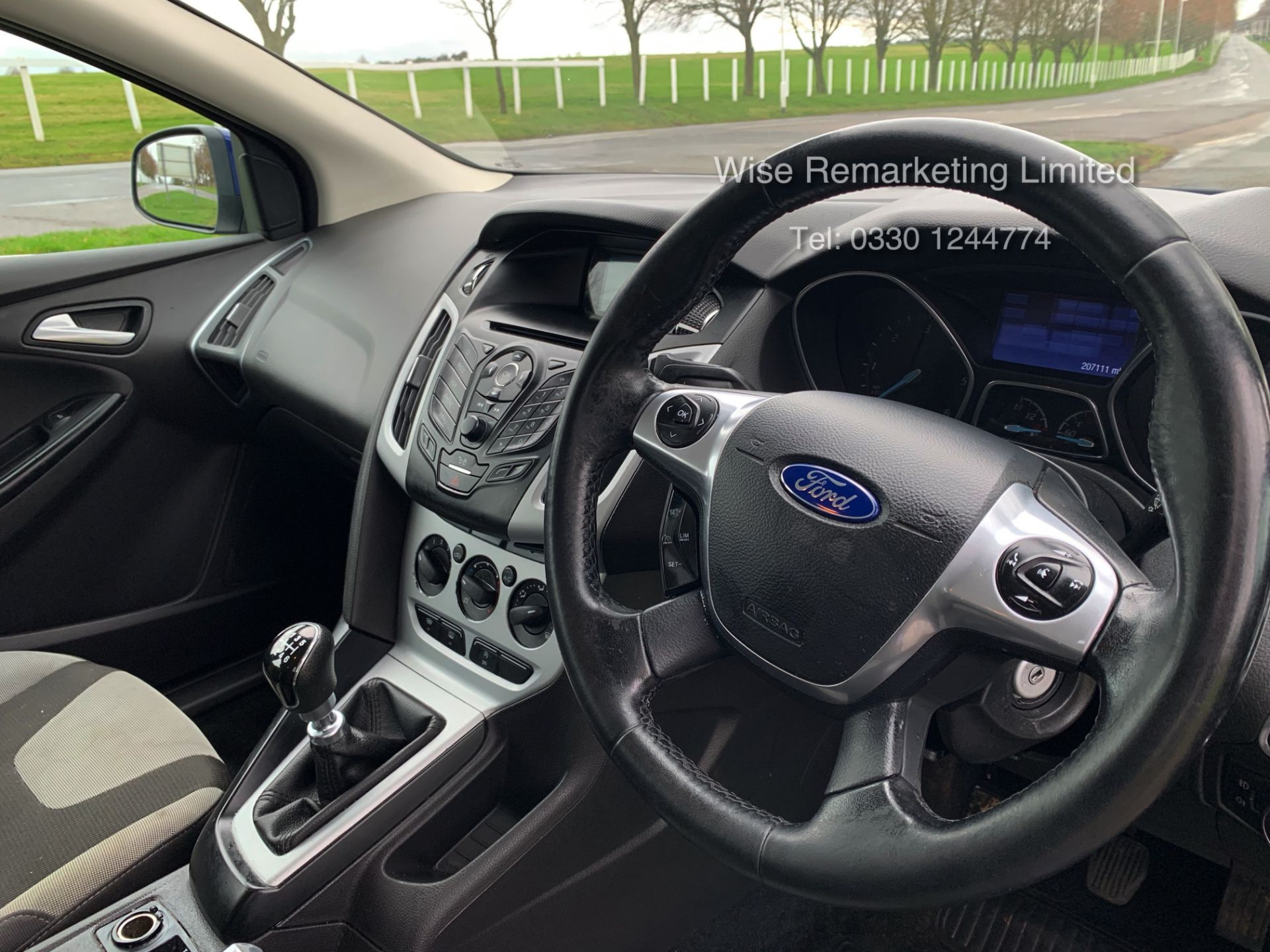 Ford Focus Zetec 1.6 TDCI Econetic - 2015 Model - 6 Speed - - Image 16 of 20