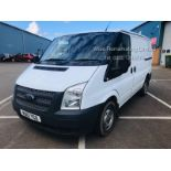 ***RESERVE MET*** Ford Transit T260 2.2 TDCI - 2012 12 Reg - 1 Keeper - Ply Lined - SAVE 20% NO VAT