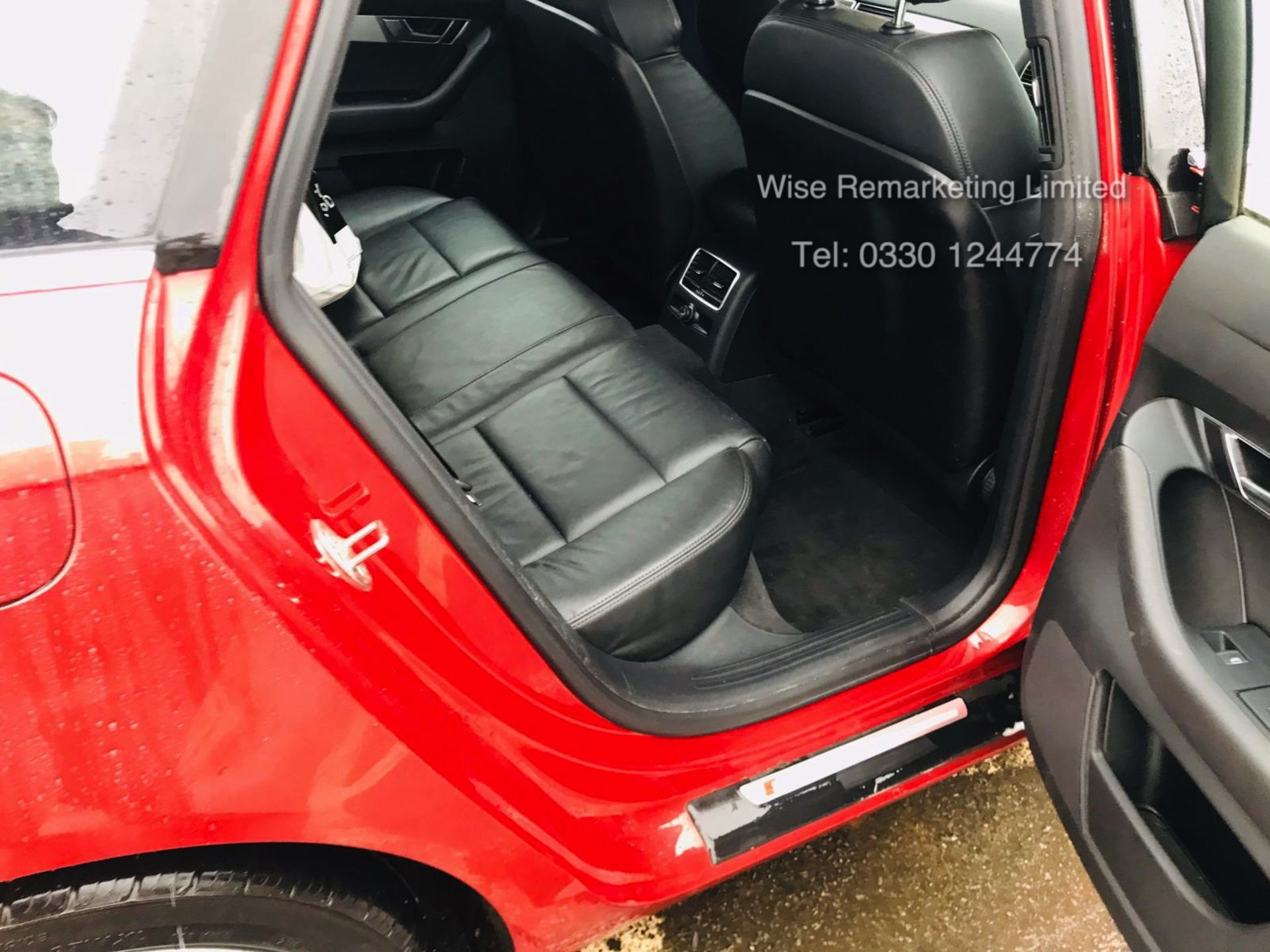 Lot 37 - Audi A6 2.0 TDI S Line - 2011 Model - Full leather - Sat Nav
