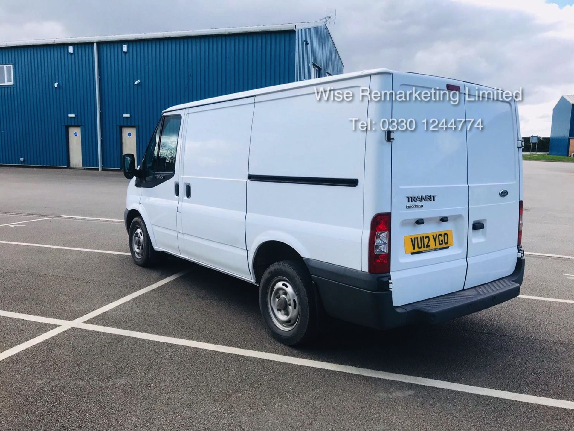 ***RESERVE MET*** Ford Transit T260 2.2 TDCI - 2012 12 Reg - 1 Keeper - Ply Lined - SAVE 20% NO VAT - Image 3 of 17