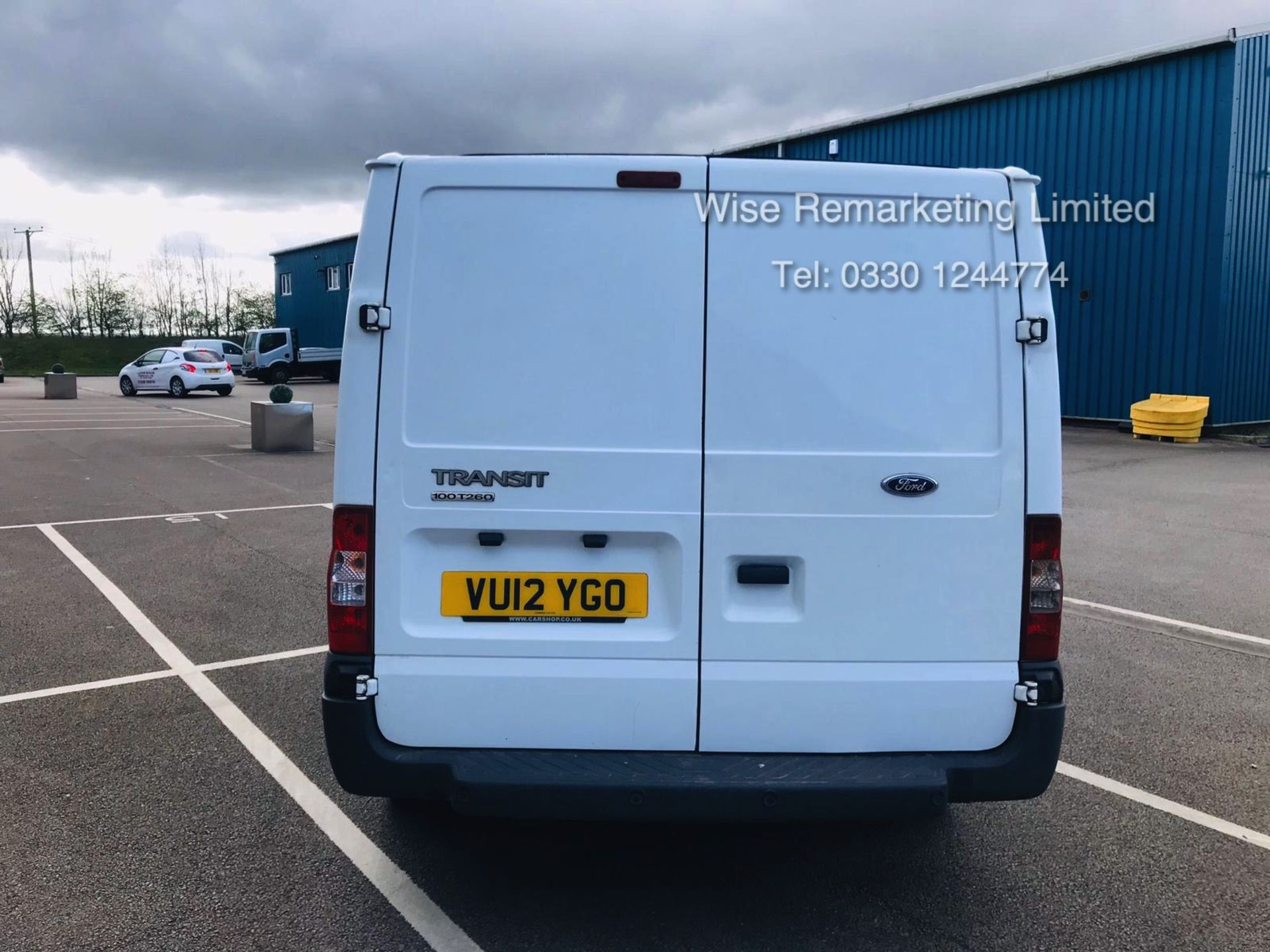 ***RESERVE MET*** Ford Transit T260 2.2 TDCI - 2012 12 Reg - 1 Keeper - Ply Lined - SAVE 20% NO VAT - Image 5 of 17