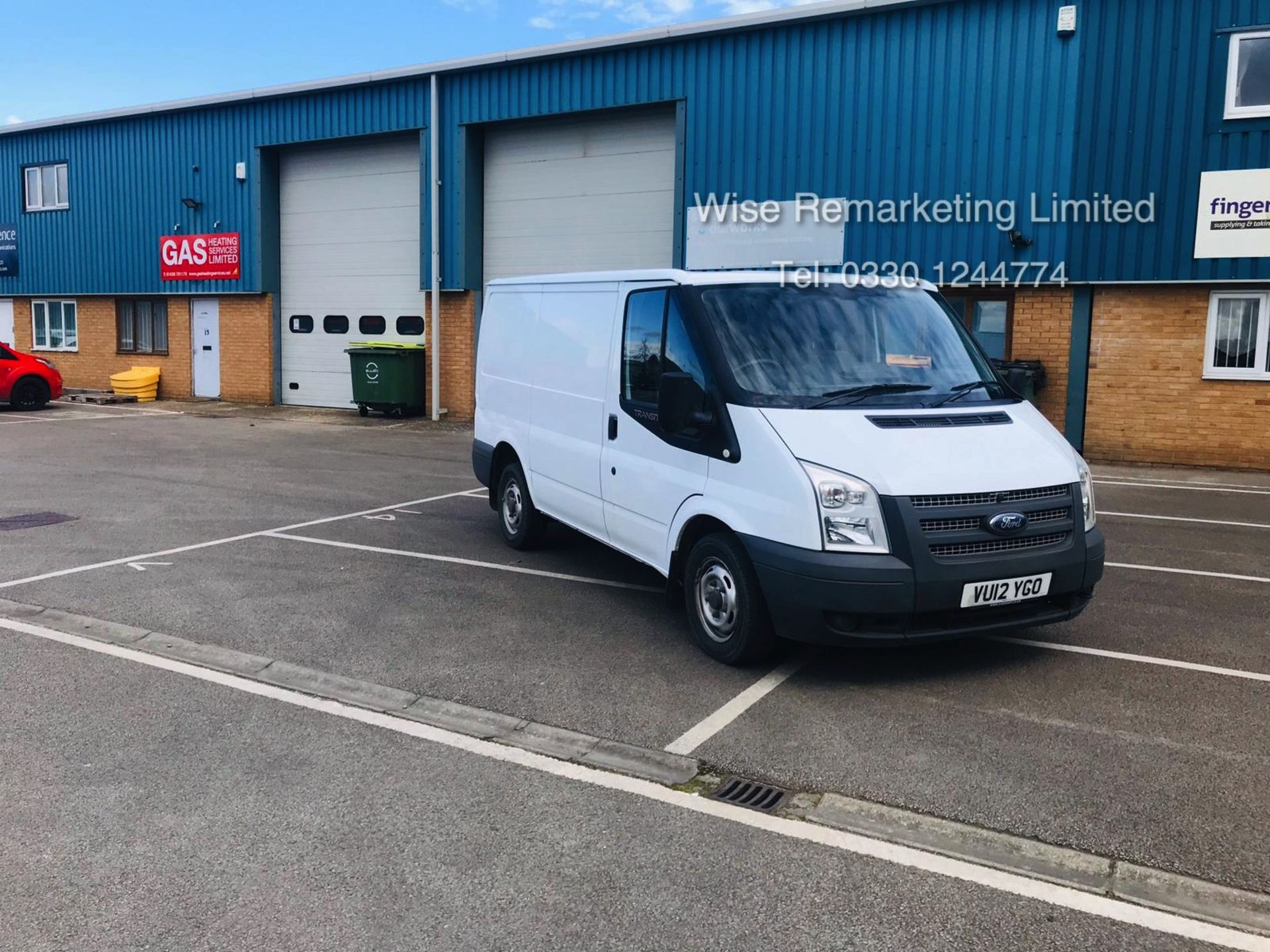 ***RESERVE MET*** Ford Transit T260 2.2 TDCI - 2012 12 Reg - 1 Keeper - Ply Lined - SAVE 20% NO VAT - Image 4 of 17