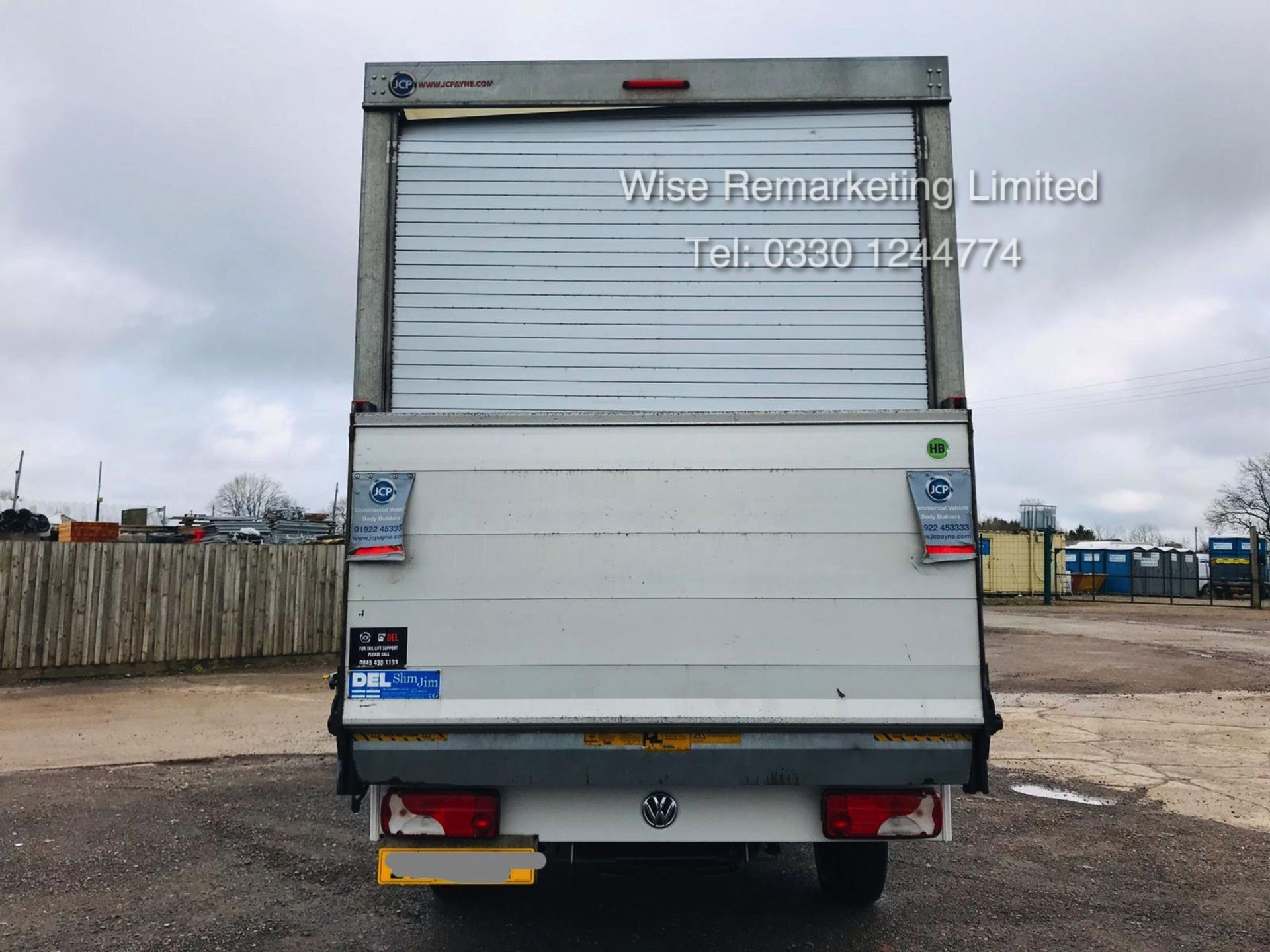 Lot 3 - Volkswagen Crafter CR35 2.0 TDI (136) LWB 15ft Luton Box Van - 2017 Model - Euro 6 Ulez Compliant
