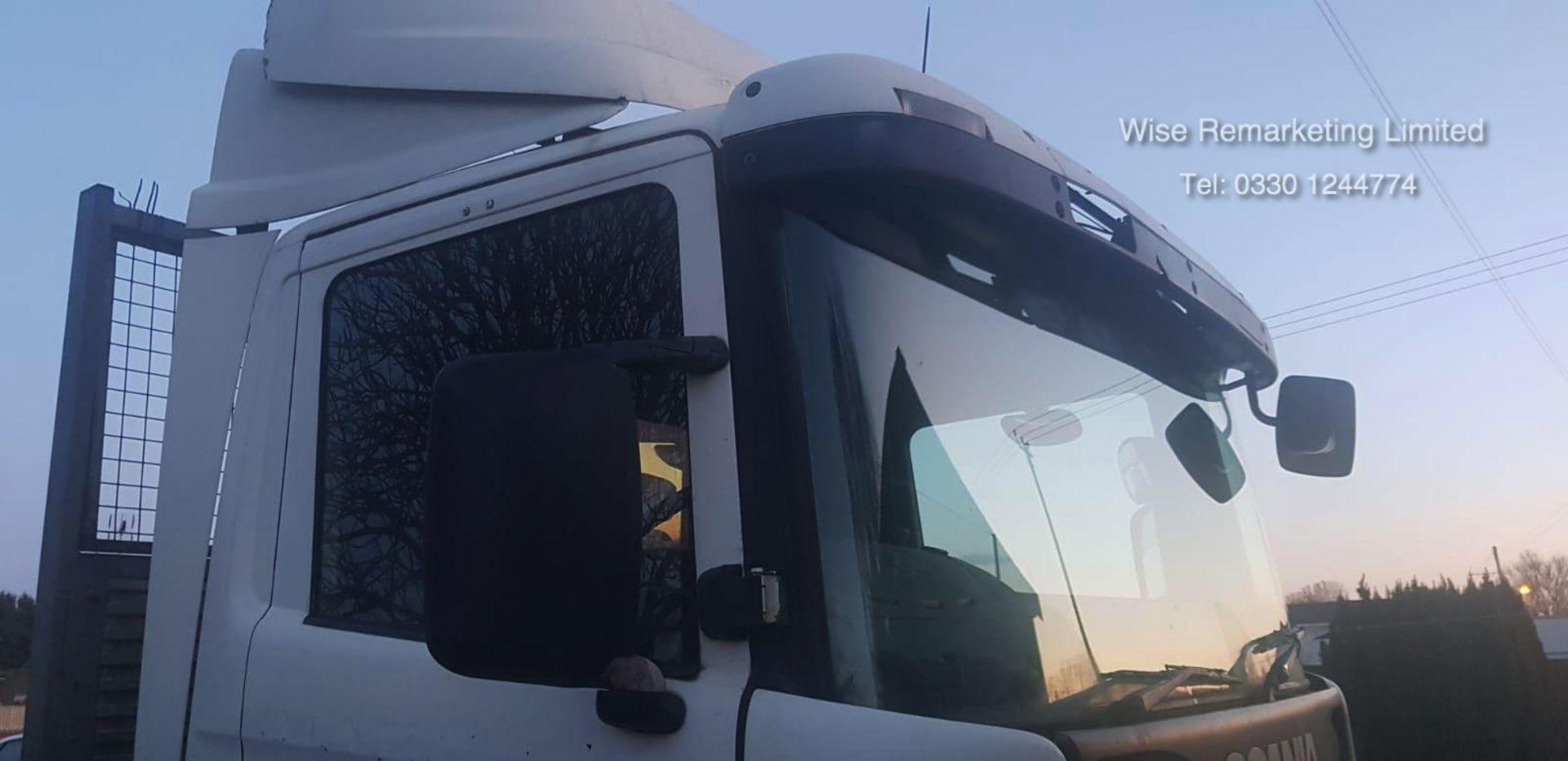 Lot 34 - (Reserve Met) Scania 94d.220 18 Tonne 4x2 Flat Bed Lorry - W Reg 2000 Year - SAVE 20% NO VAT