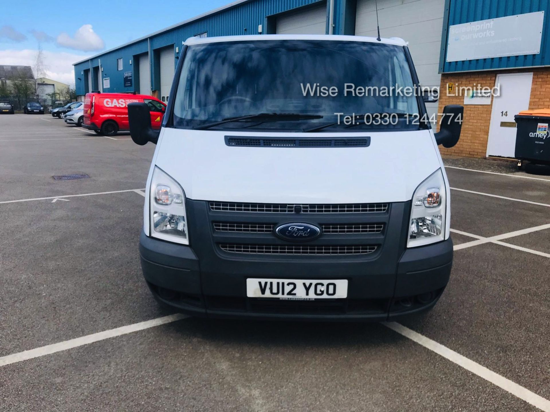 ***RESERVE MET*** Ford Transit T260 2.2 TDCI - 2012 12 Reg - 1 Keeper - Ply Lined - SAVE 20% NO VAT - Image 2 of 17
