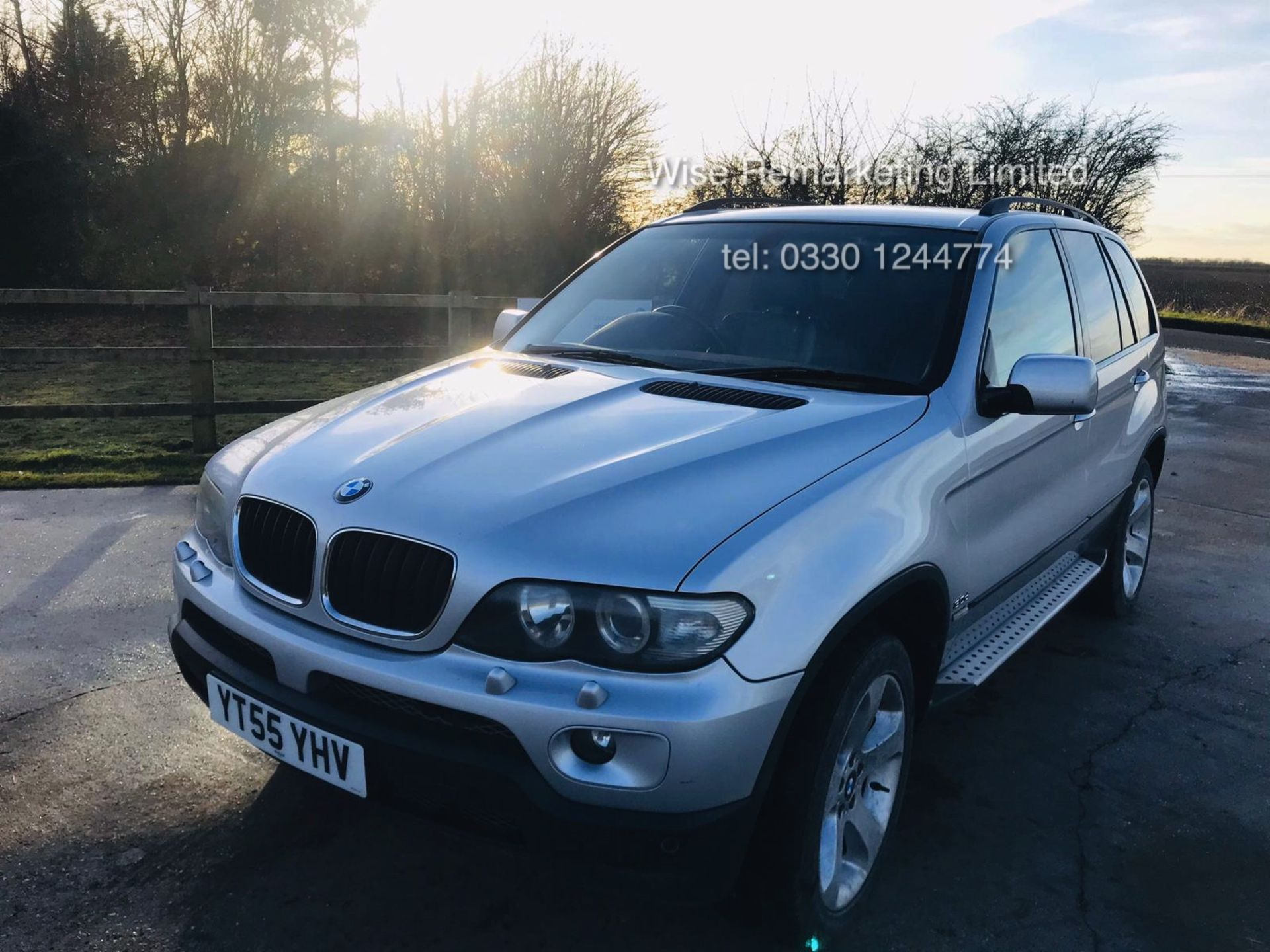 Lot 30 - BMW X5 Sport 3.0d Auto - 2006 Model - Full Leather - Heated Seats - Fully Loaded