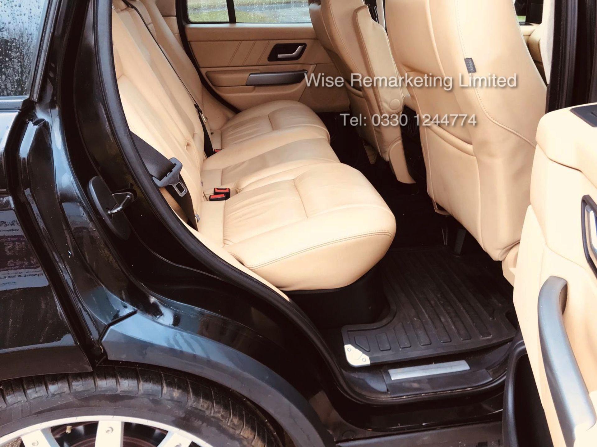 Range Rover Sport 2.7 TDV6 HSE Auto - 2008 Model - Cream Leather - Sat Nav - Heated Seats - Image 6 of 19