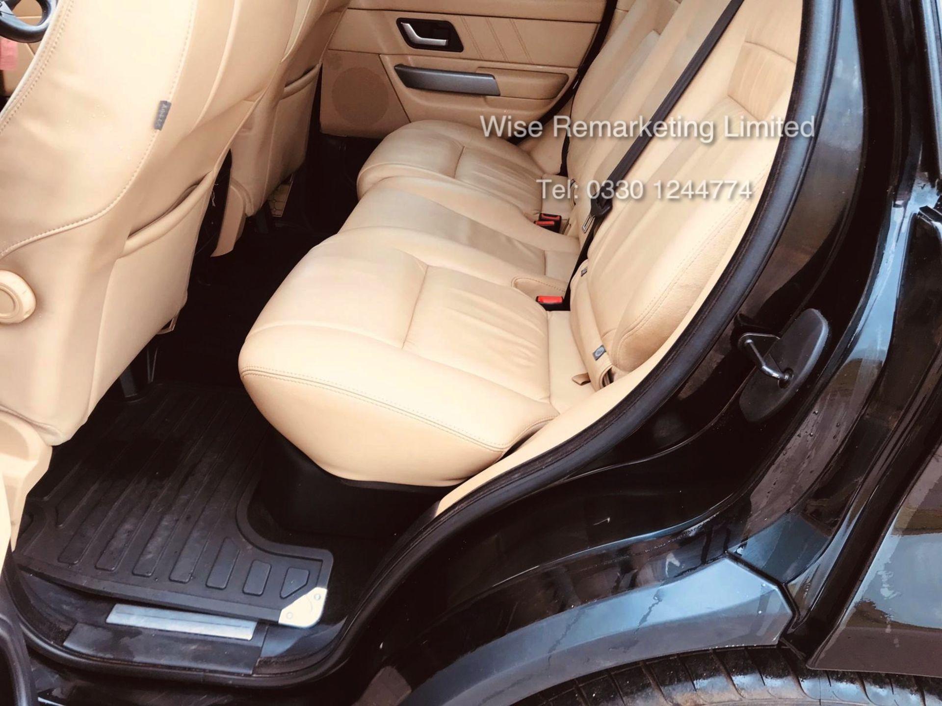 Range Rover Sport 2.7 TDV6 HSE Auto - 2008 Model - Cream Leather - Sat Nav - Heated Seats - Image 7 of 19