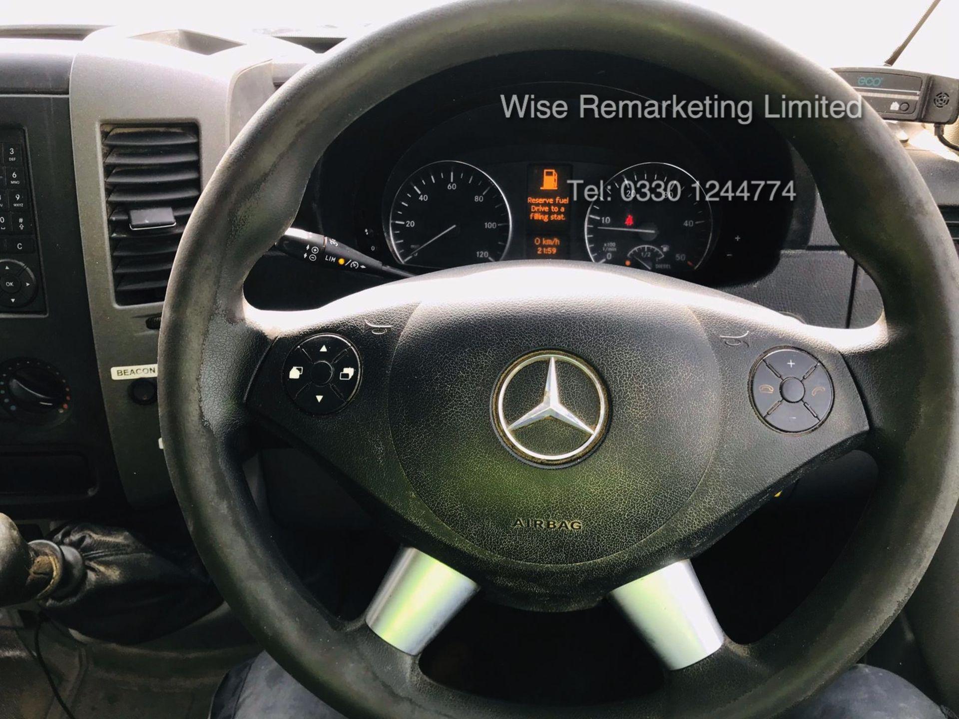 Lot 14 - Mercedes Sprinter 313 CDI (129 BHP) 2.1 TD 6 Speed - MWB High Roof - 2016 Model -