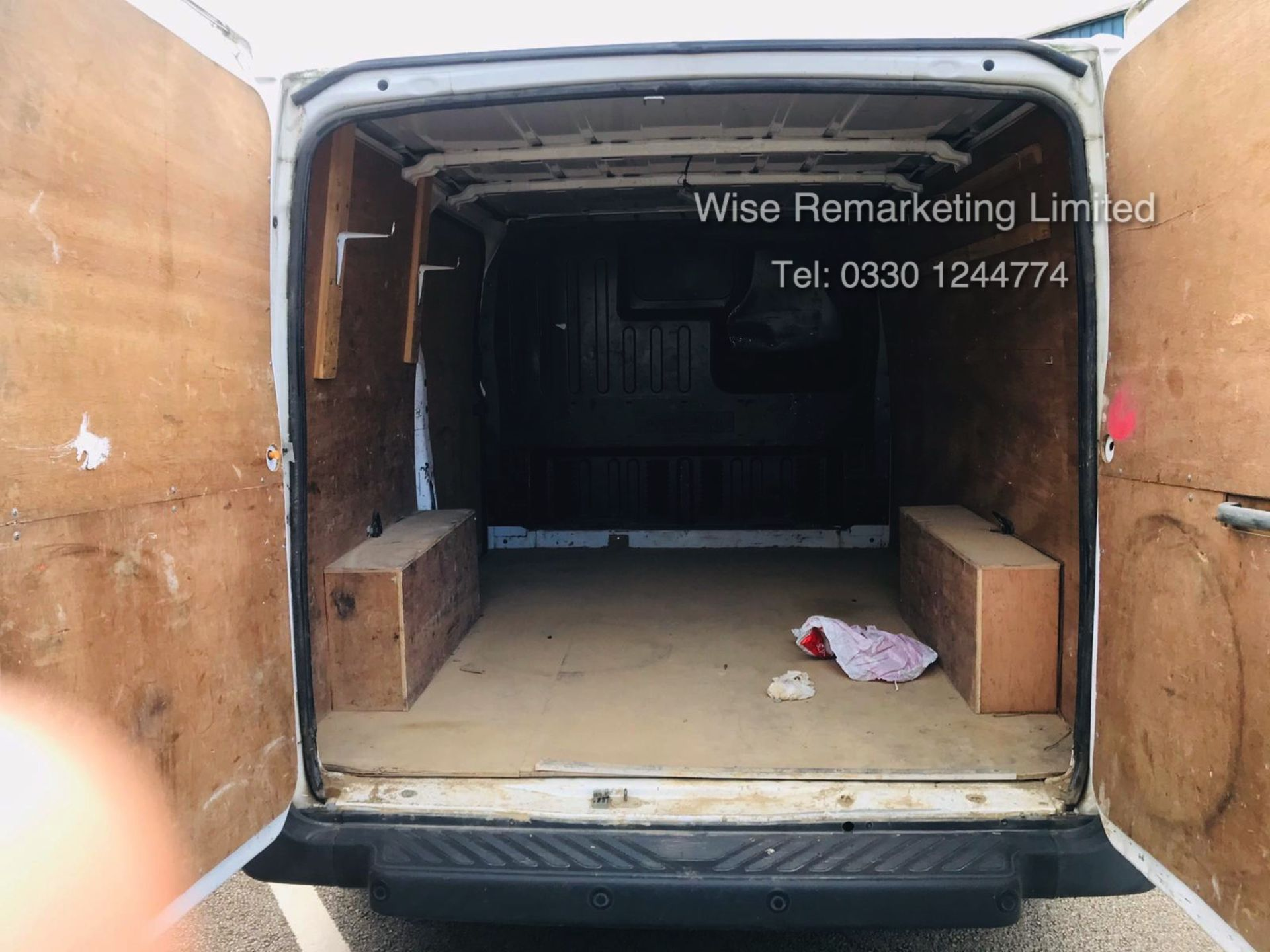 ***RESERVE MET*** Ford Transit T260 2.2 TDCI - 2012 12 Reg - 1 Keeper - Ply Lined - SAVE 20% NO VAT - Image 6 of 17