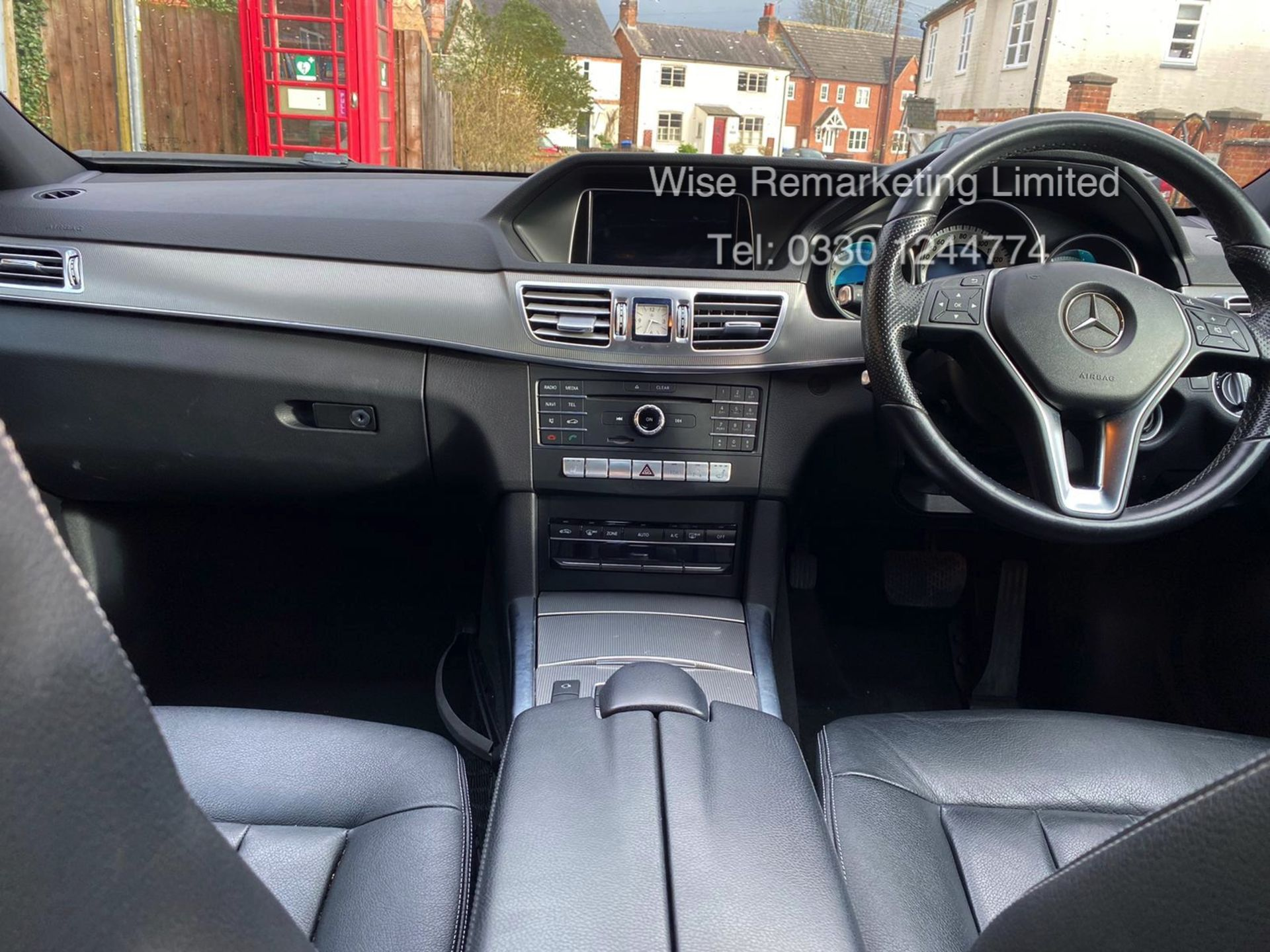 Lot 4 - Mercedes E220d 2.1 Special Equipment Auto 2015 15 Reg - 1 Former Keeper - Sat Nav - Parking Sensors