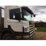 (Reserve Met) Scania 94d.220 18 Tonne 4x2 Flat Bed Lorry - W Reg 2000 Year - SAVE 20% NO VAT
