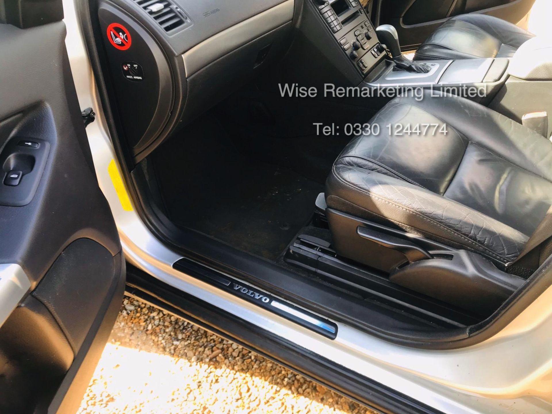 Lot 35 - Volvo XC90 2.4 D5 Special Equipment Geartronic - 2006 06 Reg - Service History - 7 Seats - Sat Nav