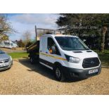 Ford Transit 350 2.0 TDCI Double Cab Tipper 2018 Model - 1 Owner From New