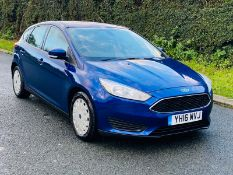 Ford Focus Style Econetic 1.5 Tdci 105 Bhp 2016 16 Reg - Sat Nav - Air Con - ULEZ Compliant