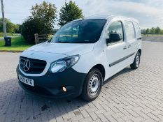 (RESERVE MET) Mercedes Citan 1.5 109 CDI LWB - 2019 Model - 1 Owner From New - ONLY 1K MILES WOW -
