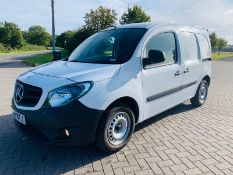 (RESERVE MET) Mercedes Citan 1.5 109 CDI LWB - 2019 Model - 1 Owner From New - ONLY 1K MILES WOW