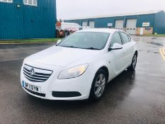Vauxhall Insignia 1.8 Exclusive - 2011 11 Reg - 1 Keeper From New - ULEZ Compliant