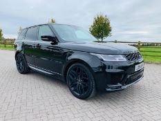 (RESERVE MET) Range Rover Sport 3.0 SDV6 HSE Auto - 2019 19 Reg - 1 Keeper From New - STUNNING CAR