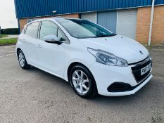 (RESERVE MET) Peugeot 208 1.6 HDI Active - 2017 17 Reg - 1 Keeper From New - Full History - Sat Nav
