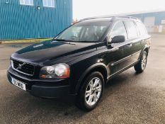 Volvo XC90 2.2 D5 Special Equipment Auto - 2005 Model - 7 Seats - Heated Seats - Tow Pack