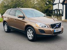 VOLVO XC60 2.0 D3 DRIVE SE 163BHP 2011 60 REG -Air Con - Face Lift Model - Top Spec- AWD