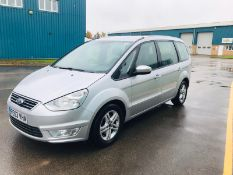 (RESERVE MET) Ford Galaxy 2.0 TDCI Zetec 138 BHP- 2014 Model - 7 Seats - 1 Keeper From New