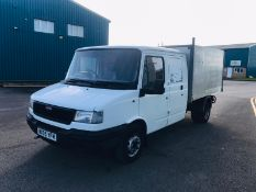 LDV 400 Convoy 2.4 TD LWB Tipper - 2005 05 Reg - SAVE 20% NO VAT.