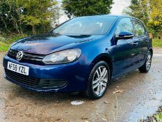 (RESERVE MET) Volkswagen Golf 2.0 TDI SE 2009 Model - Air con - Heated Seats